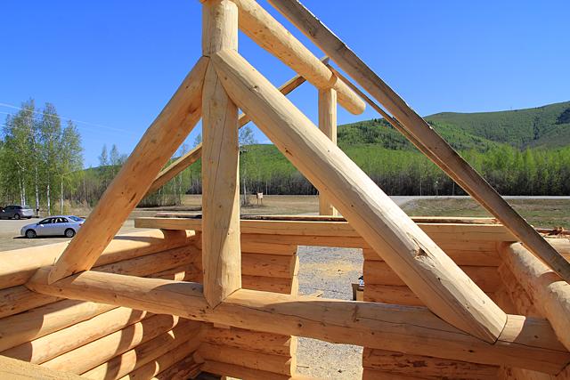 Log Home Building Workshops 2017-2018
